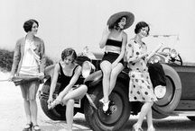 Summer Vintage / Summer Time in the good old days - Lovely Vintage