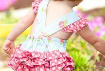 Little Girls Fashions / by Lunye Fowler