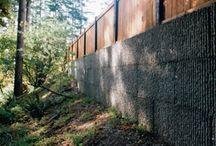 Hardscape: Walls