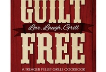 Traeger's Cookbooks / For lots of great recipes, check out Traeger's cook books.  / by Traeger Grills