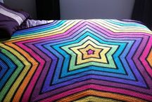 Crochet ~ Blankets & Pillows