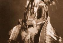Native Americans→