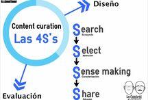 Content-Curators / Información y contenido sobre / by Fina Gallego