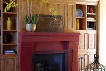 Fireplaces / by Weichert-KRG