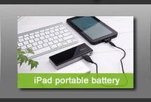 iPad Portable Battery