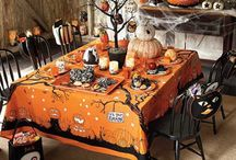 Дизайн интереьера к хэллоуину / дизайн интерьера #воронеж #Хэллоуин http://artst.net/dizajn-interera
