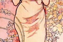 Alphonse Mucha <3