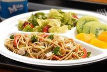 BARILLA PASTA Rocks in School Meals (#client) / Delicious school meals made with Barilla Pasta