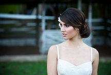 Bridesmaid hair inspiration