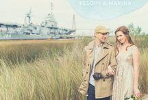Earthy Elegance Wedding at Charleston Harbor Resort & Marina