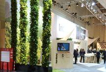 Sistema lianas para jardín vertical