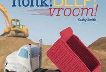 Crochet Vehicles