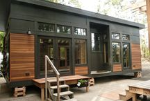Small Houses and Off the Grid Living