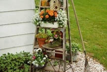 outdoor ideas / by Mary Chic