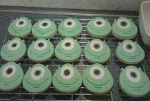 fun cookies & cupcakes