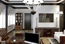 Рабочий кабинет и конференц-зал