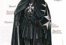Cavalieri medioevali
