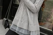 Образ со свитером