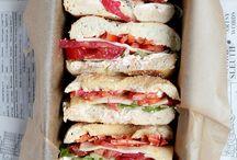 Food - Vegan or veggie lunchbox