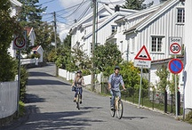 Biking in Southern Norway