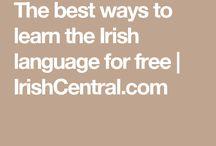 IRELAND - language