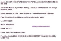 Percy Jackson Fandom