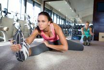 Fitness / by Liz Fern