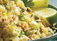 Recipes: Sides, Soups & Salads / by Jennifer Jones