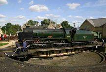 Train - Steam Locos uk