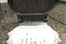 George Foreman Grill Recipes / by Cyndi Palmer