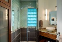 BATHROOM REMODEL: Bungalow Update / Arts & crafts, contemporary, charming bungalow gets an update.