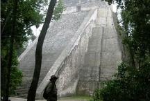 Tikal set painting project