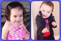 Grand babies / My pride and joy