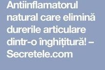 anti inflamatorii