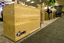 Trade Show Booth Ideas / by Brett Sichello Design