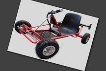Electric & Solar Go-Karts / Buggies