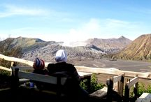 Place To Go to Indonesia / Beautiful Bromo, East Java