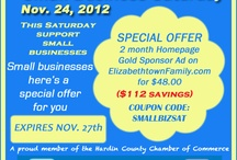 Special Offers for Elizabethtown Family Community