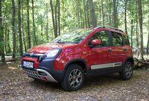 Fiat Panda Cross 1.3 16V MultiJet 70 kW (95 PS) / Walkaround: Der neue Fiat Panda Cross - Bilder von dem knuffigen italienischen SUV - Designe, Interieur, Exterieur, Kofferraum, Stauraum