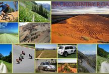 backcountryroads blog / Back roads, bicycle touring, RC cars, Moto GP and SAAB's