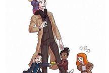 Doctor Who / Timey Wimey Stuff