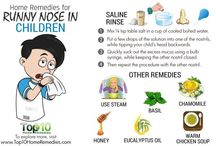 Home Remedies for Children