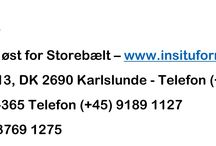 Insituform Skandinavien - kontakt