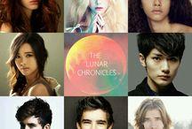 Lunar chronicles