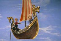 Fairytale ships