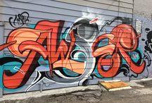 × STREET ART TORONTO × / Street Art Toronto