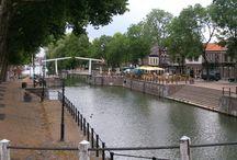 Vreeswijk / Vreeswijk nu Nieuwegein het dorp aan de rivier de Lek waar ik geboren ben