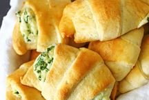 Appetizers recipes to try / @PattySaveurs - All kinds of appetizers recipes from around the world that I would like to try, or recipes I have done and shared already...