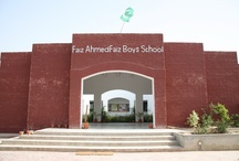 Faiz Ahmad Faiz School / Faiz Ahmad Faiz School has been completed as a successful venture under Tareen Education Foundation.