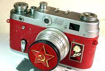 old camera ideas